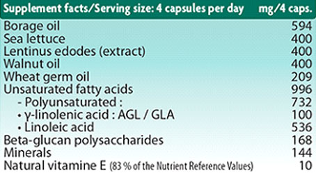 Holisticap Food Supplement